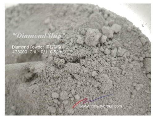 單晶鑽石微粉